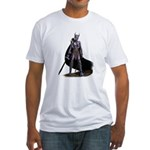 Assassin Demon Fitted T-Shirt