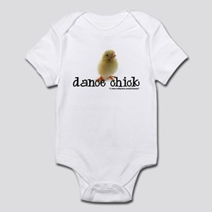 Dance Chick Infant Bodysuit