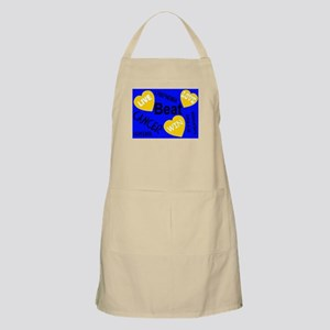 Beat Cancer! Live! Love! Win! BBQ Apron