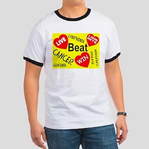 Beat Cancer! Live! Love! Win! Ringer T