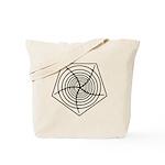 Galactic Migration Institute Emblem Tote Bag