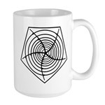Galactic Migration Institute Emblem Large Mug