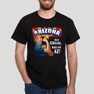 Kiss My AZ Dark T-Shirt