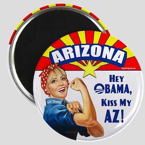 "Kiss My AZ 2.25"" Magnet (10 pack)"