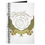 Downward Spiral Journal