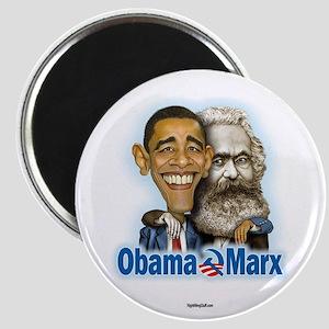 "Obama Marx (re-release) 2.25"" Magnet (10 pack)"