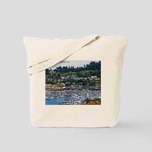 West Hillside Tote Bag