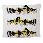 Piebald madtom catfish Wall Tapestry