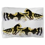 Piebald madtom catfish Pillow Sham