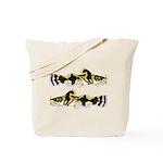 Piebald madtom catfish Tote Bag
