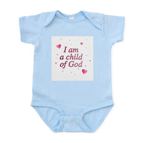 Child of God Infant Creeper