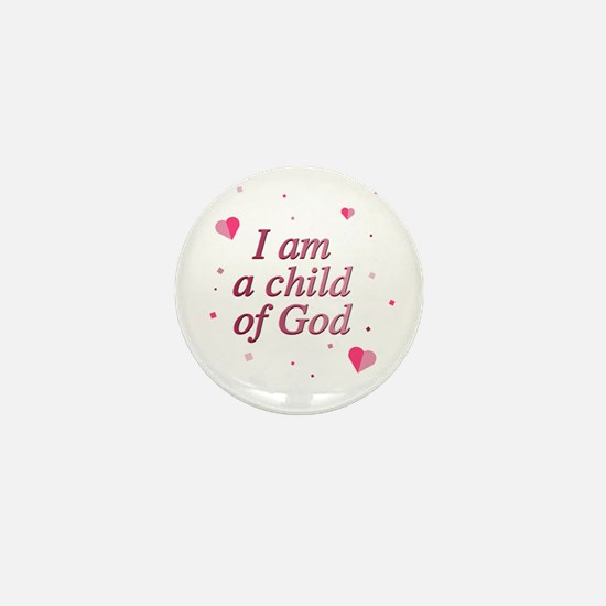 Child of God Mini Button