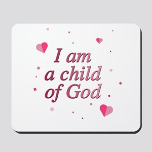 Child of God Mousepad