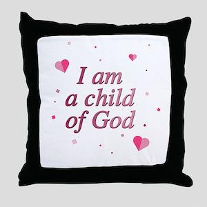 Child of God Throw Pillow