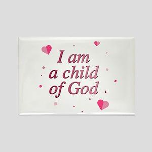 Child of God Rectangle Magnet