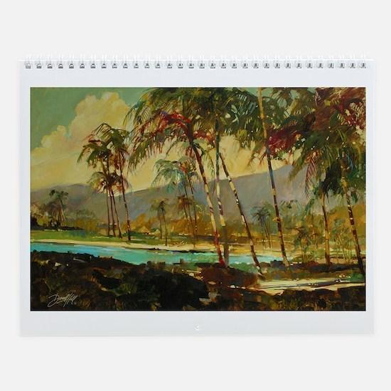 Island Joy Wall Calendar