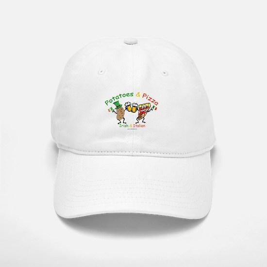 Irish & Italian Baseball Baseball Cap