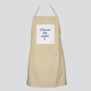 Choose the Right BBQ Apron