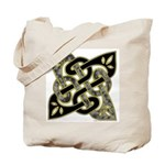 Celtic Dark Sigil Tote Bag