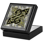 Celtic Dark Sigil Keepsake Box