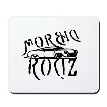 Morbid Rodz Mousepad