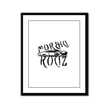 Morbid Rodz Framed Panel Print