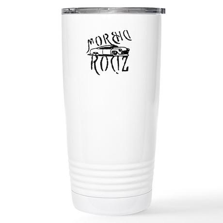 Morbid Rodz Stainless Steel Travel Mug