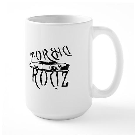 Morbid Rodz Large Mug