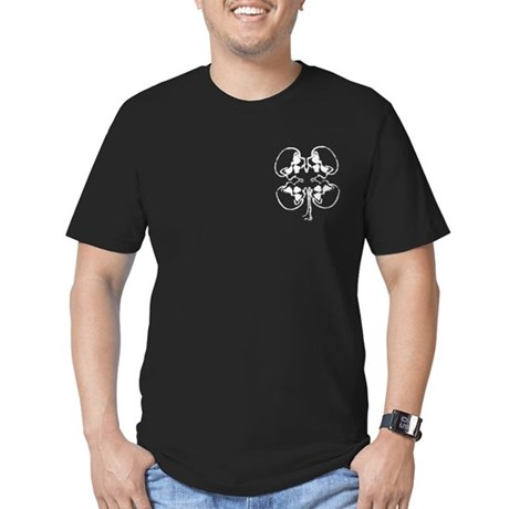 Morbid Rodz Men's Fitted T-Shirt (dark)
