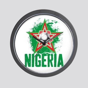 NIGERIA STAR Wall Clock