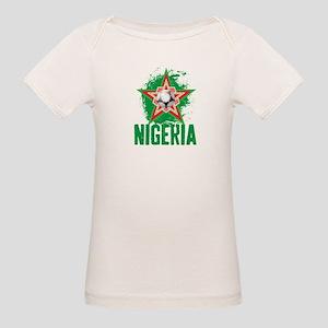 NIGERIA STAR Organic Baby T-Shirt