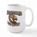 Auditing Old Timer Large Mug