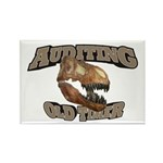 Auditing Old Timer Rectangle Magnet (100 pack)