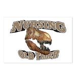 Nursing Old Timer Postcards (Package of 8)