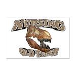 Nursing Old Timer Mini Poster Print