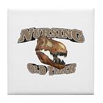 Nursing Old Timer Tile Coaster