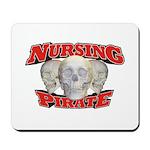 Nursing Pirate Mousepad