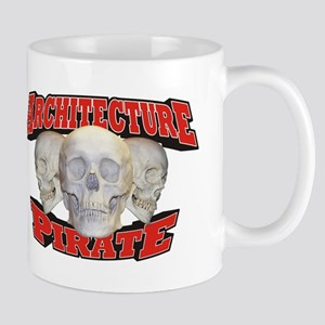 Architecture Pirate Mug