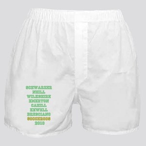 AUS STARS 2010 Boxer Shorts