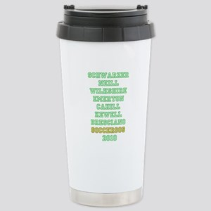 AUS STARS 2010 Stainless Steel Travel Mug