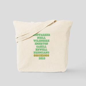 AUS STARS 2010 Tote Bag