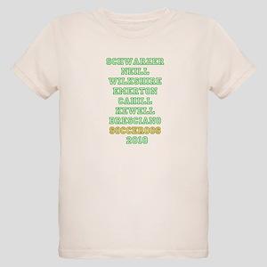 AUS STARS 2010 Organic Kids T-Shirt
