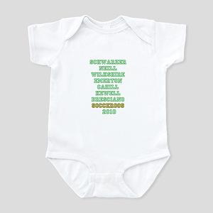 AUS STARS 2010 Infant Bodysuit