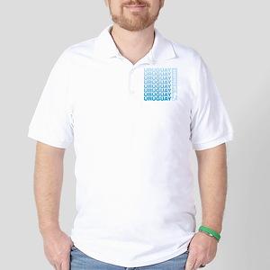 LA CELESTE Golf Shirt