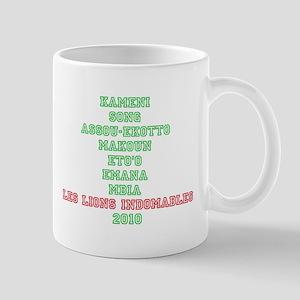 LION STARS 2010 Mug