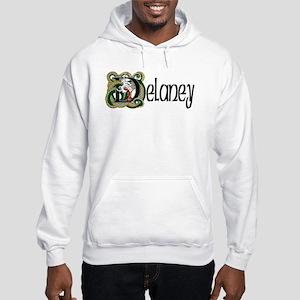 Delaney Celtic Dragon Hooded Sweatshirt