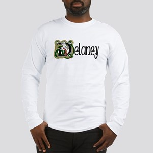 Delaney Celtic Dragon Long Sleeve T-Shirt