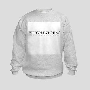 Lightstorm Animation Studios Kids Sweatshirt