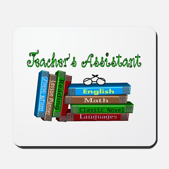 Retired Occupations Mousepad