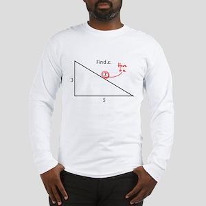 Find x Long Sleeve T-Shirt